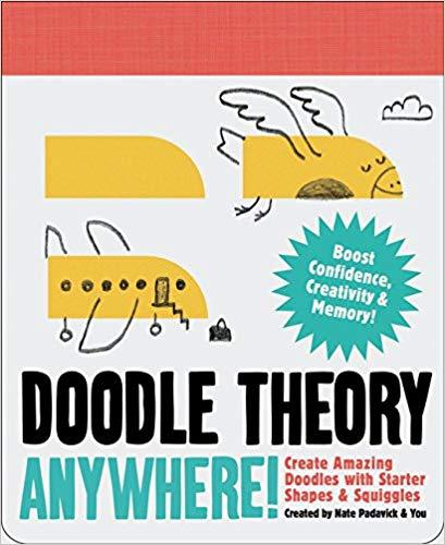 Doodle Theory Anywhere! - Adele Gilani Art Gallery