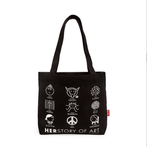 Herstory of Art Tote - Adele Gilani Art Gallery