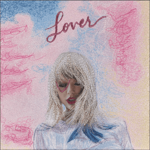 Lover, Taylor Swift - Adele Gilani Art Gallery
