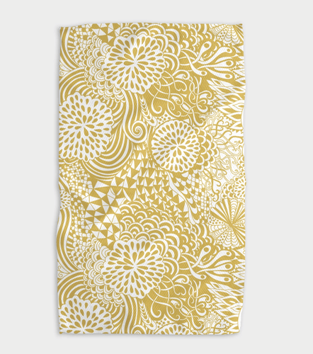 Myra Kitchen Tea Towel - Adele Gilani Art Gallery