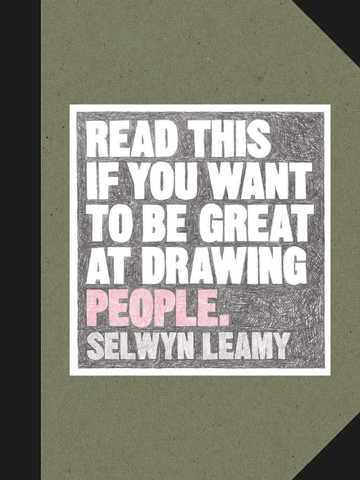 Read This if You Want to be Great at Drawing People - Adele Gilani Art Gallery