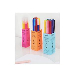 Set of 16 Ultra Washable Double Point Markers - Adele Gilani Art Gallery