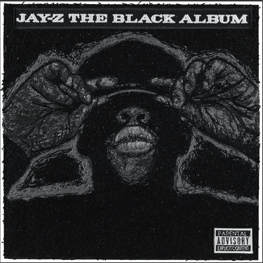 The Black Album, Jay Z - Adele Gilani Art Gallery