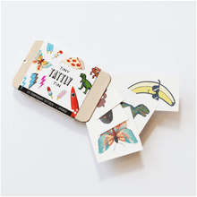 Load image into Gallery viewer, Tiny Funner Tattoo Tin - Adele Gilani Art Gallery