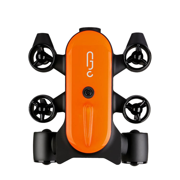 Geneinno T1, 1st professional diving drone that can equip with robotic arm.