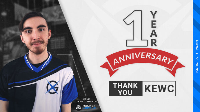 Kewc's 1 Year Anniversary at XG!