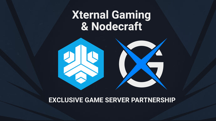 Partnership with Nodecraft!