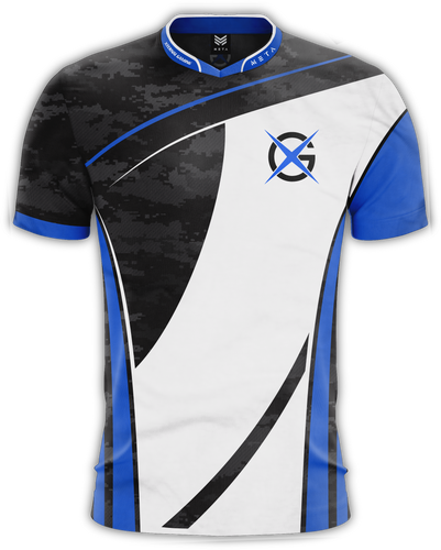 Xternal Gaming 2020 Official Jersey