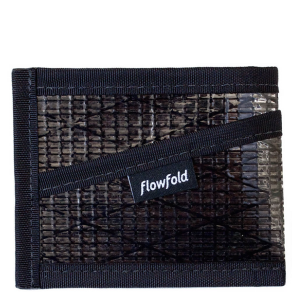Three pocket Wallet - Flowfold