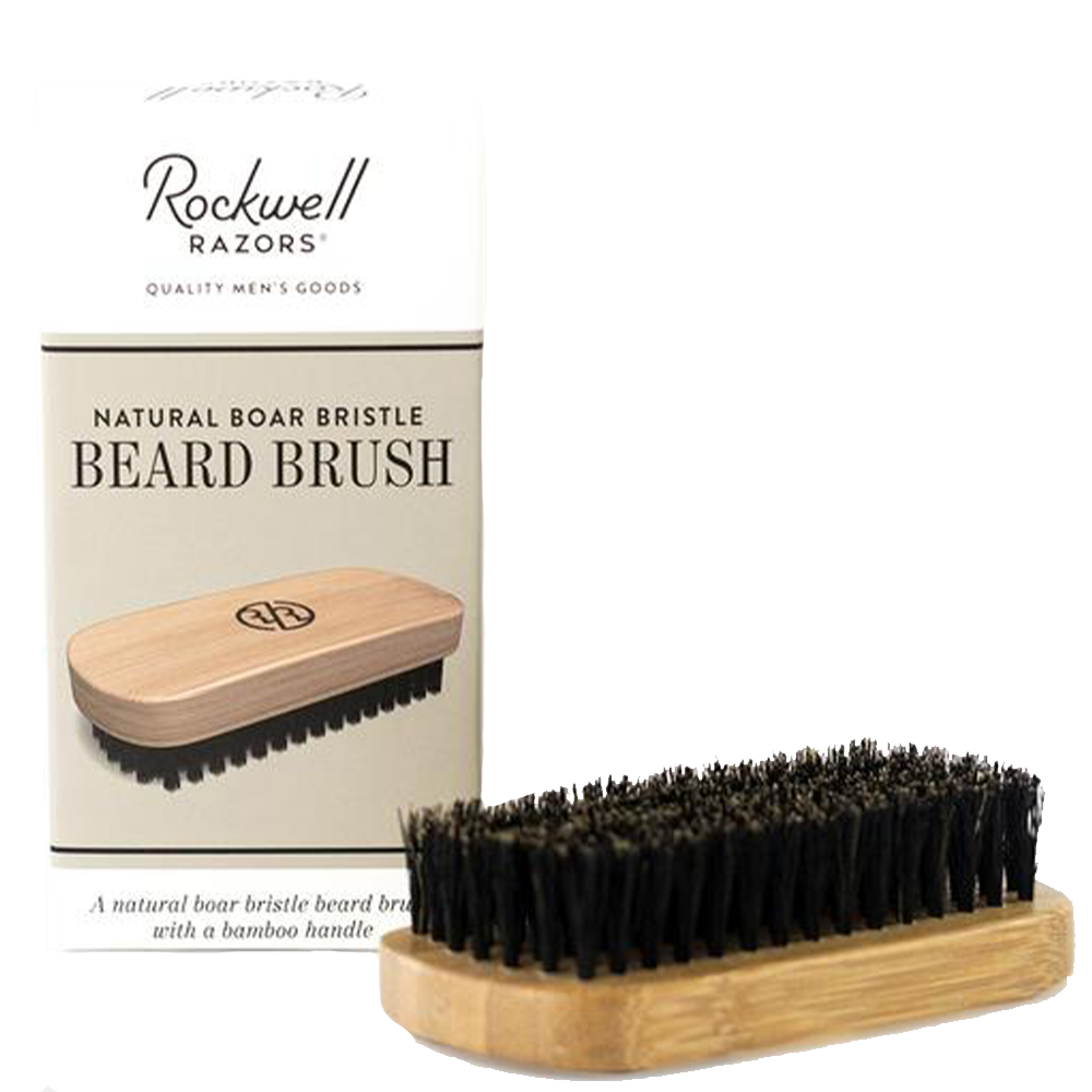Beard Brush - Rockwell Razors