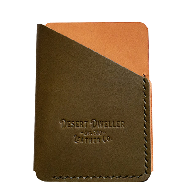 Minimalist Card Holder - Desert Dweller