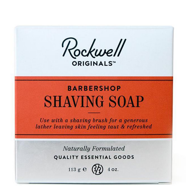 Barbershop Shaving Soap - Rockwell Razors