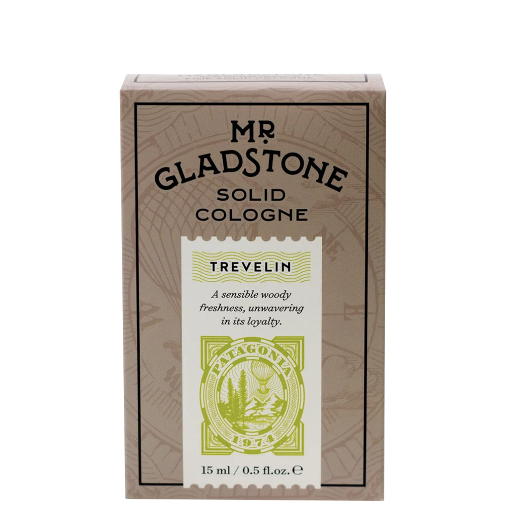 Mr. Gladstone - Solid Cologne - Trevelin