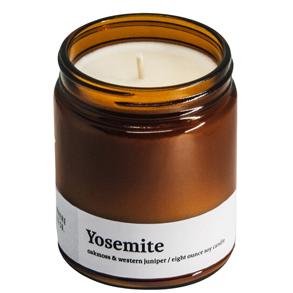 Yosemite - Elsewhere Candle