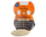 Wee Kitty Clumping Corn Litter
