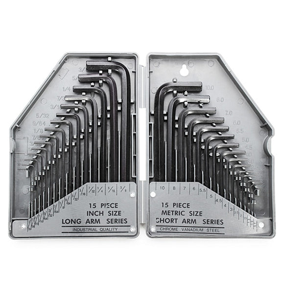 30-In-One Allen Key Set