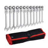 12-Piece Speed Wrench Set