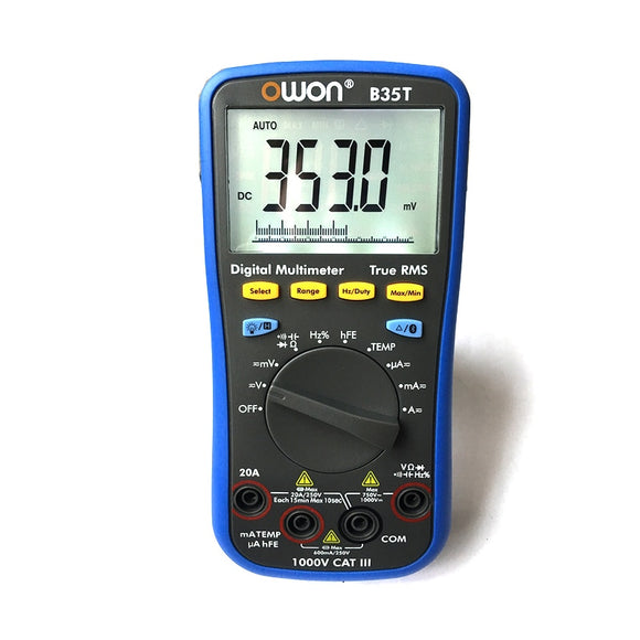 True RMS Bluetooth Digital Multimeter