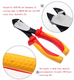 "7"" Insulated Diagonal Cutting Pliers"