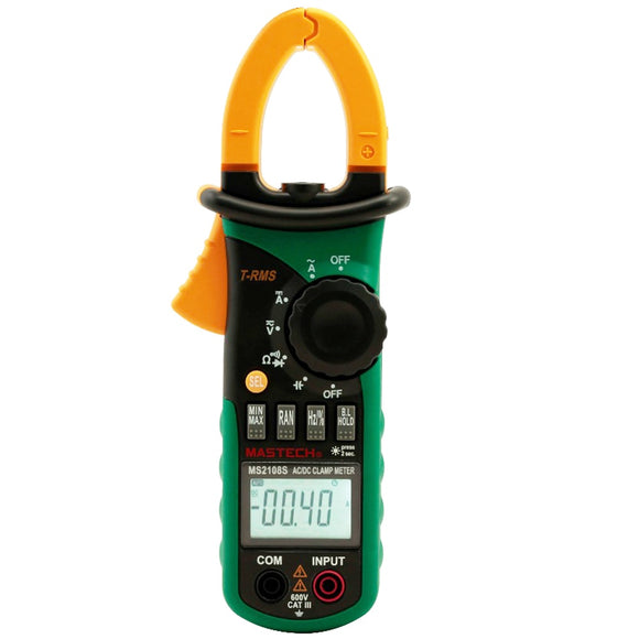 600A Multimeter Capacitance Frequency Inrush Tester