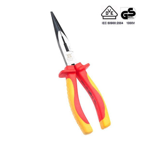Insulated Long Nose Cutting Pliers