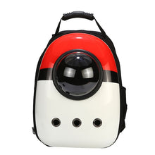 Load image into Gallery viewer, Portable Pet Carrier Backpack