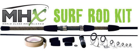 ROD BUILD - MHX 10' 2pc Surf