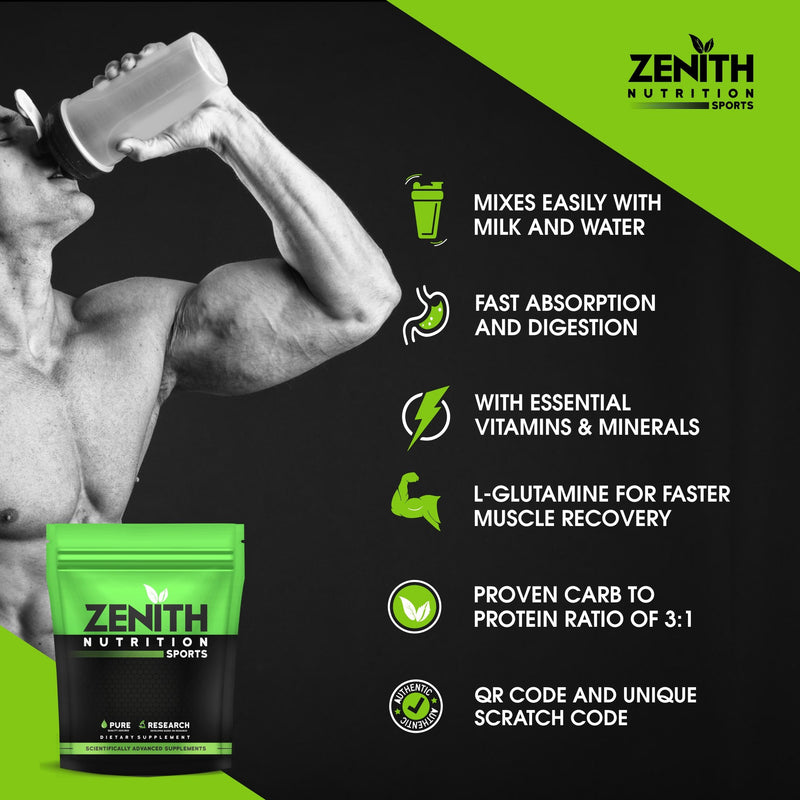 weight gainer protein
