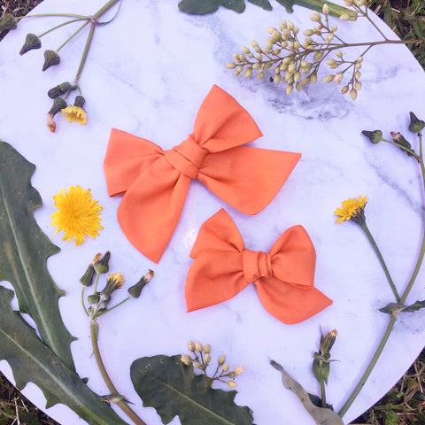 Pinwheel ~ Orange L/M