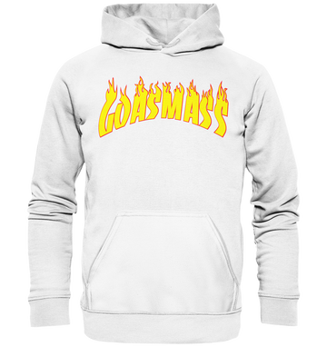 GOASMASS On Fire Hoodie