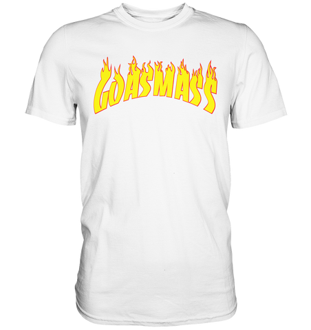 Image of GOASMASS On Fire T-Shirt