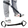 Golf Training Aid Golf Leg Strap for Golf Beginners, Golf Sprot Swing Training Adi - Carpdi