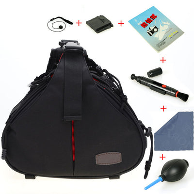 Shoulder Camera Bag Waterproof Travel - Carpdi