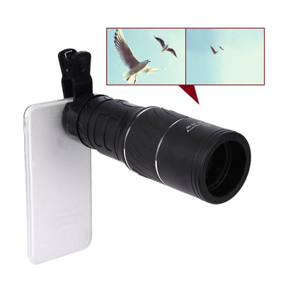 Monocular 16X Zoom Optical For Mobile Phone - Carpdi