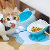 Pet Dogs Cats Food Bowl