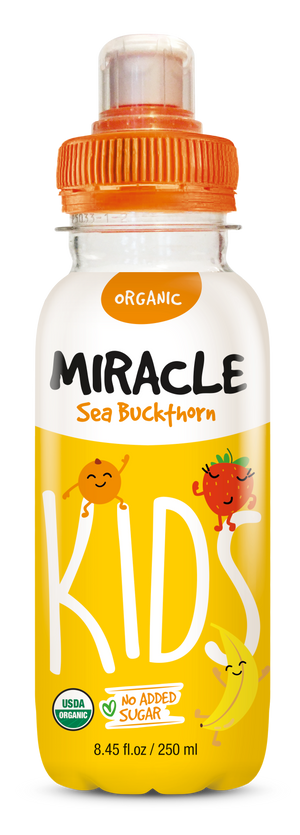 Miracle Kids - Pack of 12 - 8.45 fl oz