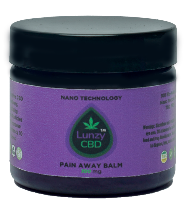 CBD Relieve Balm - 2 Oz