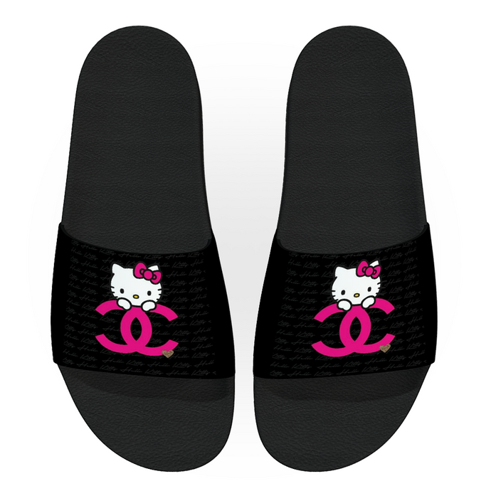 CC Kitty Snap Slides