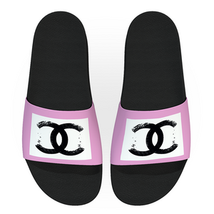 Falling Chanel Snap Slides