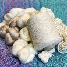 Load image into Gallery viewer, Yarn mystery box - skein form