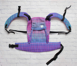 Doll size carrier in twill weave - in stock