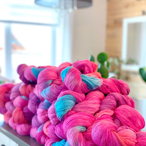 Yarn mystery box - skein form