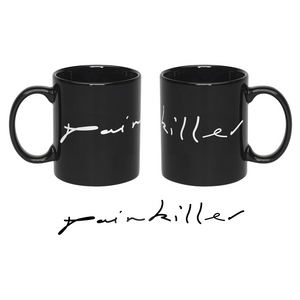 PAINKILLER LOGO COFFEE MUG