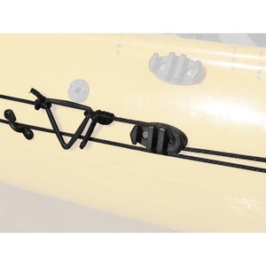 Deluxe Anchor Trolley with Pulleys - Hoodoo Sports