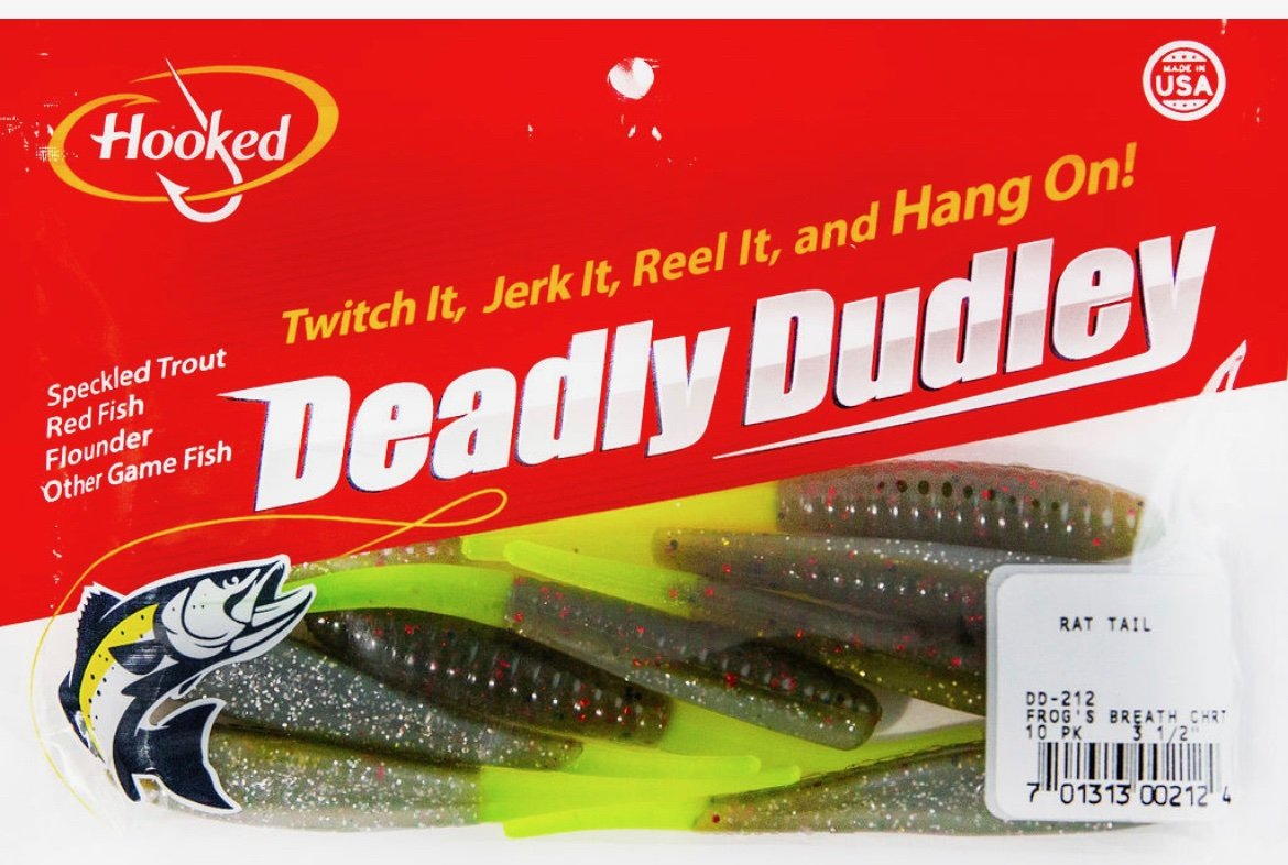 Deadly Dudley - Rat Tail Frogs Breath - Hoodoo Sports