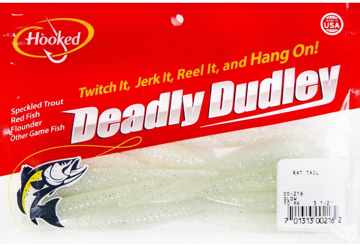 Deadly Dudley - Rat Tail Glow - Hoodoo Sports