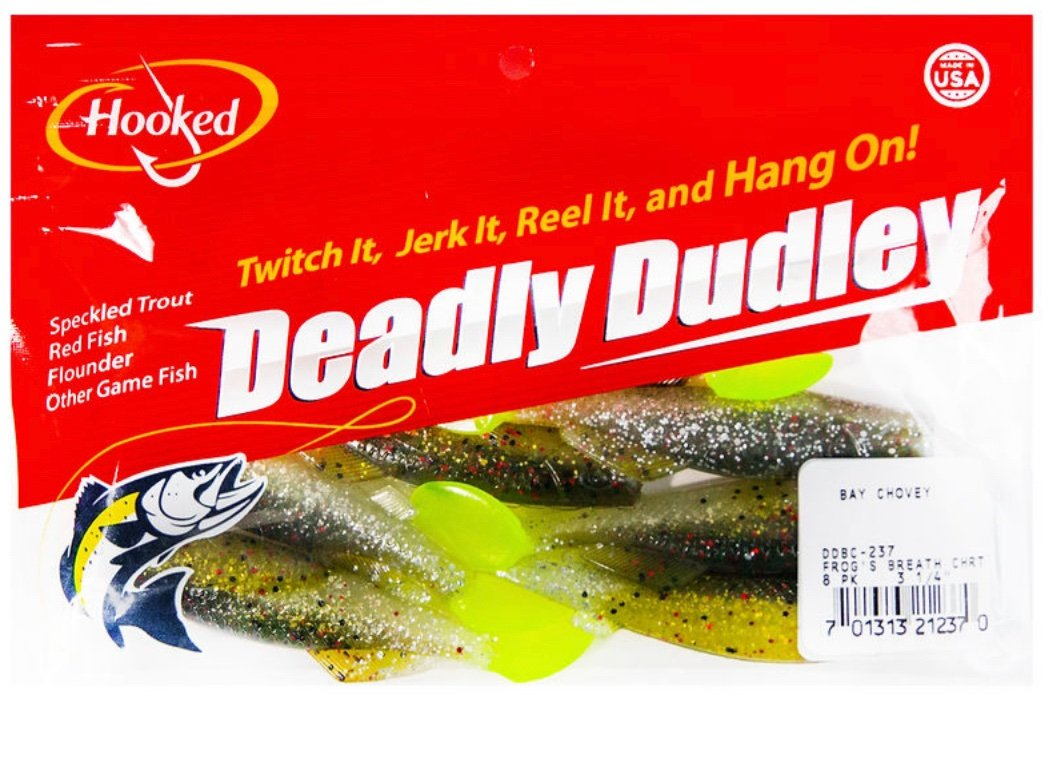 Deadly Dudley - Bay Chovey Frogs Breath - Hoodoo Sports