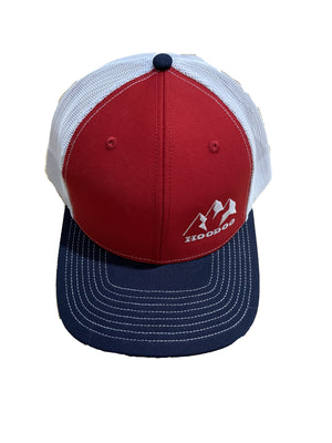 Hoodoo Snap Back Mesh Trucker Hat - Hoodoo Sports