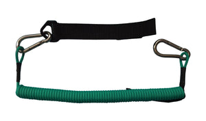 Redfish Wallie's Rod Leash w/Strap - Hoodoo Sports