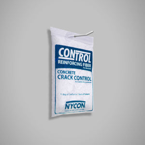 Image of Control Bagged Nylon Fiber for Concrete